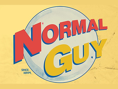 Normal Guy choppre superman superhero pope krypton comic