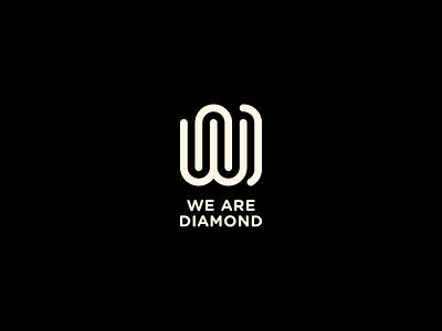 WAD. monogram d a w symbols sign mark logotype logo