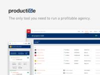 Productive.io - Web app