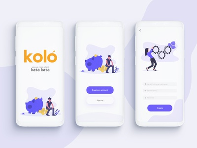 App Concept #Kolo