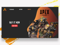 Apex Legends Product page
