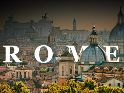 Rome [Concept]