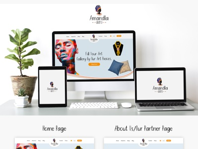 Non-Profit e-commerce Store Web UI Design. design agaency website design ui ux expert elegant modern website ui teamwork professional minimal idea designing agency design creative