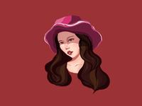Girl series - Belinda