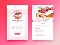 Cake Recipe App