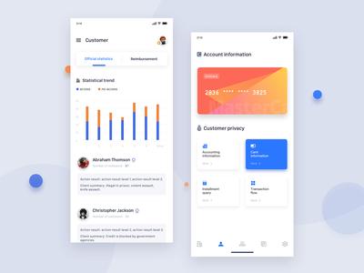 Financial Interface