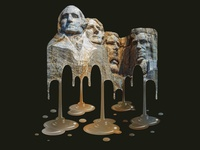 Melting Rushmore
