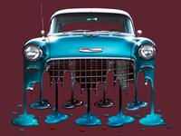 Melting Classic Chevrolet