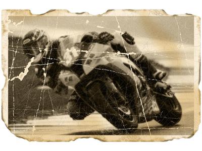 Damage photo: Moto