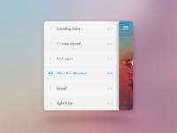 Desktop Music Concept - Open