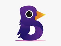 B is a Bird 🐦✨