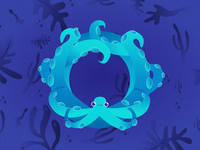 O is for Octopus 🐙