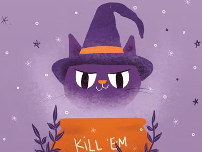 Happy Meowlloween 🎃😼👻