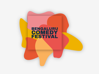 Bengaluru Comedy Festival - rebrand