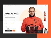 Nike -  Concept Design