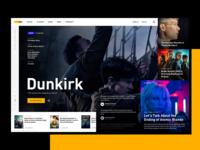 TV Platform -  Concept Design