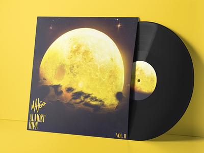 Almost Ripe, Vol. II social metal rock canvas spotify motion graphics branding artist ep lp vinyl music florida philadelphia