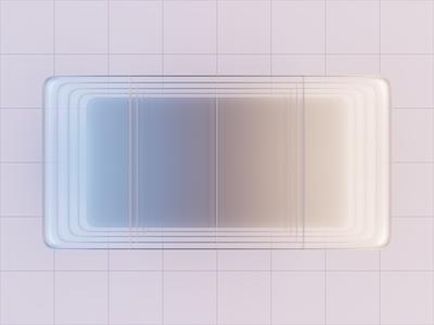 New Moods portfolio blender b3d mood primitives 3d design systems abstract