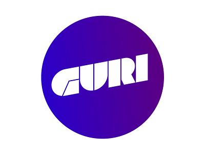 Guri VR branding logo vr