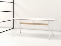 Monarch Table 3D Render