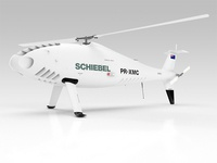 Schiebel Camcopter S-100 Unmanned Air System UAS