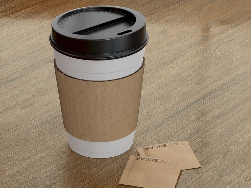 Coffee Cup Render 3d products product render 3d product renders illustration render 3d product render 3d product 3d cinema4d 3d render