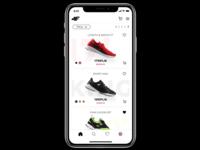 Shoe 4F Store App