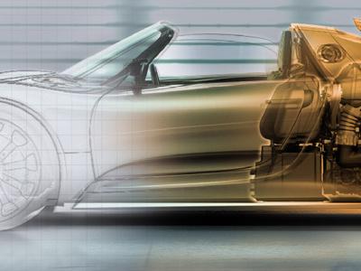 Dribbble car phase transition test