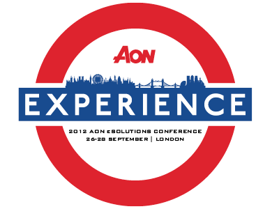 AON eSolutions Conference London logo