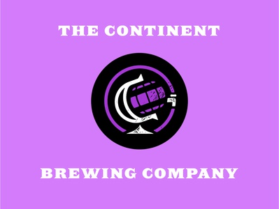 The Continent Brewing Co Branding branding design logodesign logo beer label branding concept beer branding typography branding and identity branding