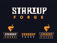 Startup Forge Wordmark