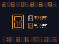 Startup Forge Monogram Logo