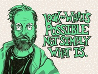 Look To Whats Possible Blog Illustration