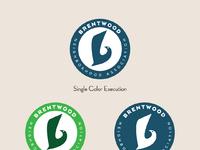 Brentwood neighborhood logo colors mindprizm