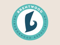 Brentwood Neighborhood Logo