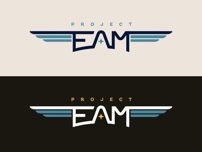 Project EAM Secondary Logo