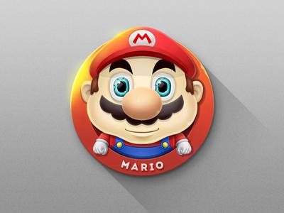 Mario icon super openemu mario icon