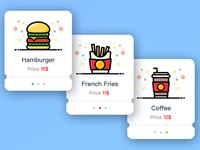 Mcdonald Illustration Guide room order mcdonalds ios food delicious app