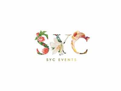 Branding & Print for SYC typography logo design identity digital logo illustration branding