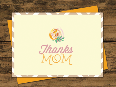 Free Mother's Day Card free mothersday card greetingcard occasion illustration