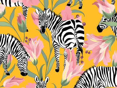 Striped For Life jungle