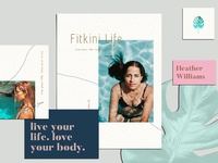Branding & Print Design for Fitkini
