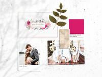 Wedding & Print Design for Kelly Mcallister