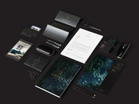 Branding & Print Design for Lotus Residences