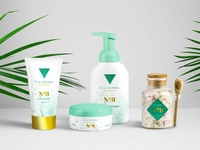 Branding & Print Design for ELU Herbal