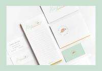 Branding & Print Design for Hay-Nay