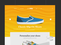 Solskp UI Concept