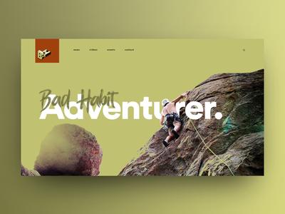 Bad Habit Adventurer.