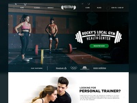 Rocky's Gym