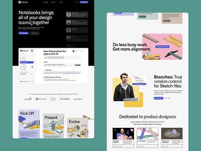 Abstract Refresh web design illustration design branding ui